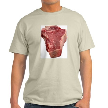 Meat Ash Grey T-Shirt