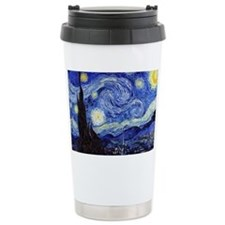Starry Night by Vincent van Gog Travel Mug