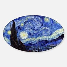 Starry Night by Vincent van Gogh Decal