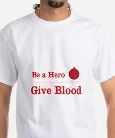 Be A Hero; Give Blood