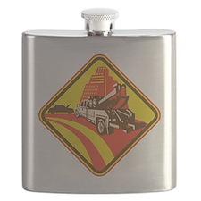 wrecker tow truck car Flask