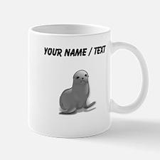 Custom Grey Seal Mugs