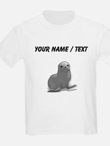Custom Grey Seal T-Shirt