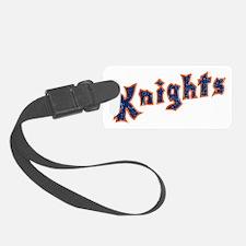 knights Luggage Tag