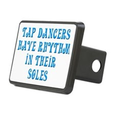 Tap Soul quote Hitch Cover