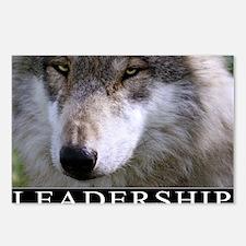 Leadership Motivational P Postcards (Package of 8)