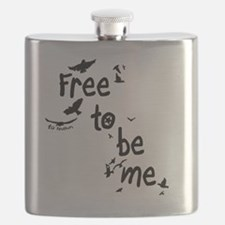 Free To Be Me Flask