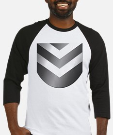 Neph-Crest-Only-Grayscale Baseball Jersey