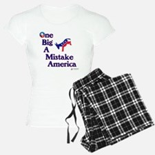 2-one big a mistake Pajamas