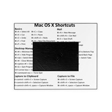 Mac Os X Shortcuts Picture Frame