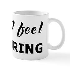 Today I feel nurturing Mug