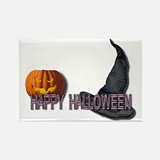 HalloweenNightmareInside Rectangle Magnet