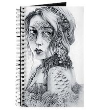Mermaid Mask Journal