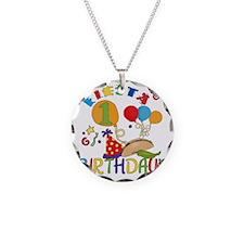 zxfiesta1 Necklace Circle Charm