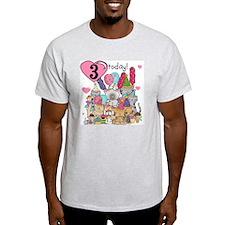 ZXKITTENS3rd T-Shirt
