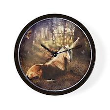 Ancients: The Unicorn Wall Clock