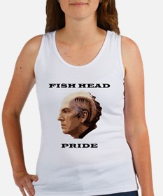 Fish Head Pride Women's Tank Top