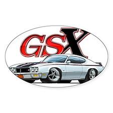White_GSX Decal