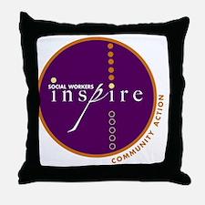 2010-SWM-Logo Throw Pillow