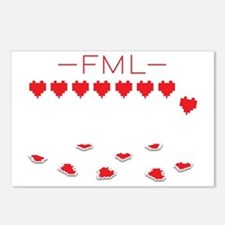 FML BL Postcards (Package of 8)