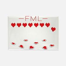 FML BL Rectangle Magnet