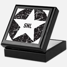 SNL Black Star Keepsake Box