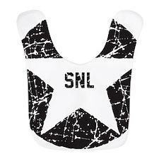 SNL Black Star Bib