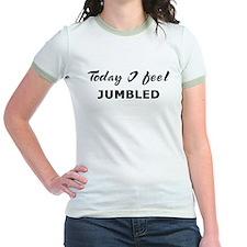 Today I feel jumbled T