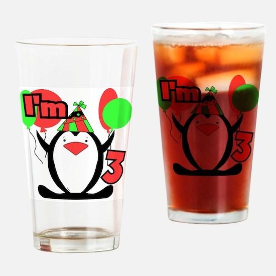 PENGUIN3 Drinking Glass