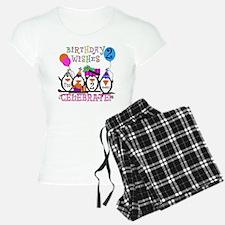 PENGUINBDAY2 Pajamas