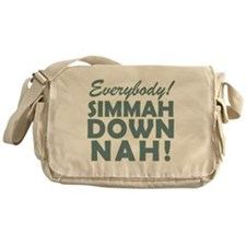 Simmer Down Now3a Messenger Bag