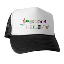 speech Trucker Hat