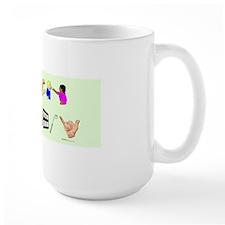 st green rect Mug
