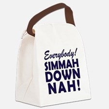 Simmer Down Now3 Canvas Lunch Bag