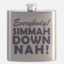 Simmer Down Now3 Flask