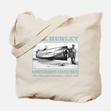 HL Hunley (B) Tote Bag