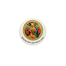 from the ashes Mini Button