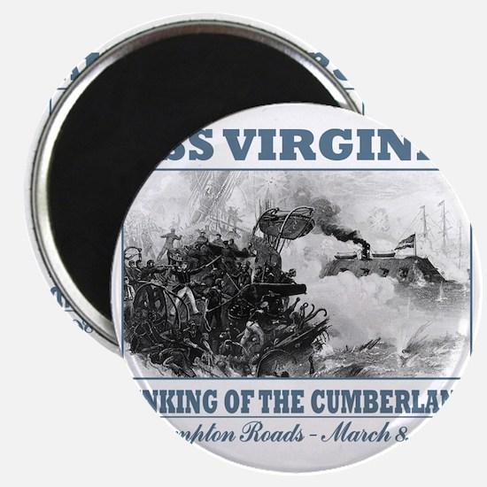CSS Virginia -Cumberland Magnet