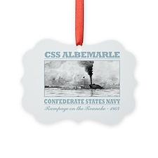 CSS Albemarle (B) Ornament