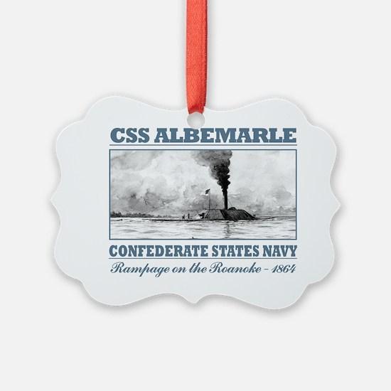CSS Albemarle Ornament
