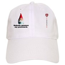 Nobody Gnomes my Password Baseball Cap