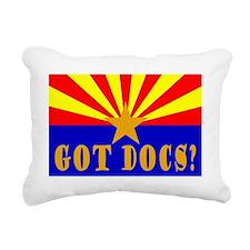 gotdocs Rectangular Canvas Pillow