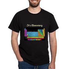 Its Elementary blk T-Shirt