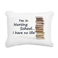 Nursing School Rectangular Canvas Pillow