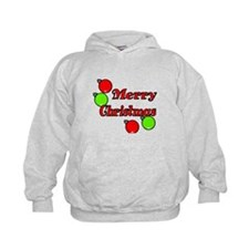 Merry Christmas with Xmas Balls 2 Hoodie
