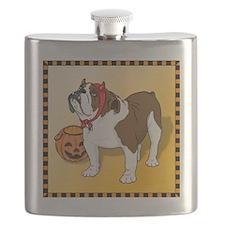 devilbulldog10x10 Flask
