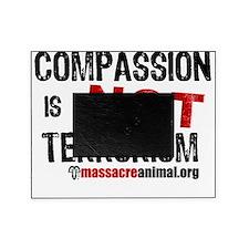 compassion-terrorisme-3-en-white Picture Frame