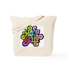 hoopslut60sfrontLT Tote Bag