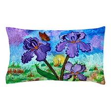 Iris At Sunrise 29X19.5 Pillow Case
