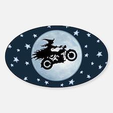 Wicked Mama Sticker (Oval)